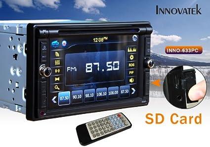 amazon com innovatek in 633pc in dash 6 2\