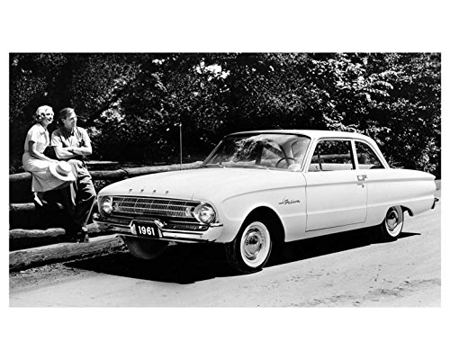 1961 Ford Falcon Factory Photo