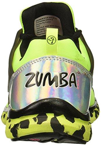 Green Zumba Dance Athletic Women's Workout Sneakers Fashion wCq1aC46