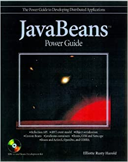 Javabeans (Professional) by Elliotte Rusty Harold (1997-12-03)