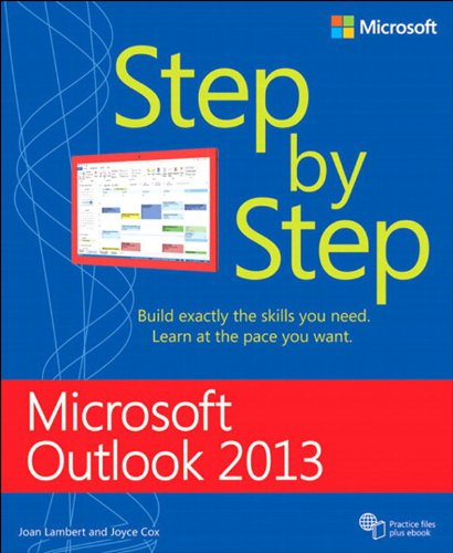 Download Microsoft Outlook 2013 Step by Step Pdf