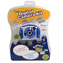 Kidz 88377 Kids Digital Camera (Black)