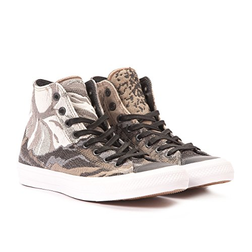 "Converse Chuck Taylor II Hi ""Engineered Canvas"" (Castlerock / Silver)"