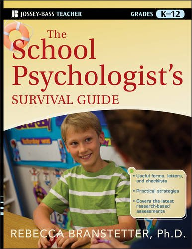 The School Psychologist's Survival Guide (Jossey-Bass Teacher Survival Guide)