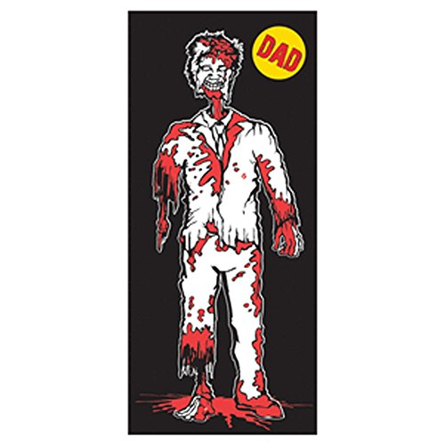 Dad Zombie Family Cling by Express Design Group