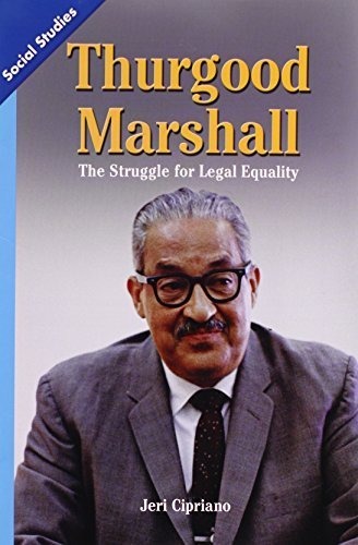 SOCIAL STUDIES 2013 LEVELED READER GRADE 3 CHAPTER 5 ADVANCED-LEVEL: THURGOOD MARSHALL: THE STRUGGLE FOR LEGAL EQUALITY by Scott Foresman (2011-04-01)