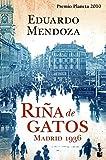 Riña de gatos. Madrid 1936 (Booket Logista)