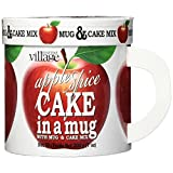Gourmet du Village Apple Spice Cake in A Mug (Gift Set), 7 oz