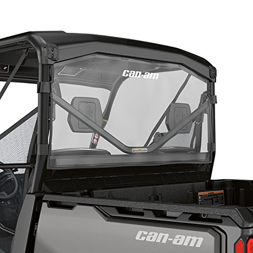 Can Am Defender Soft Rear Window