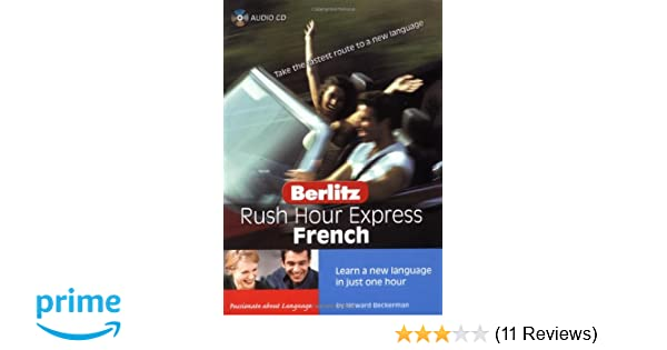 Amazon Rush Hour Express French 9789812465948 Howard