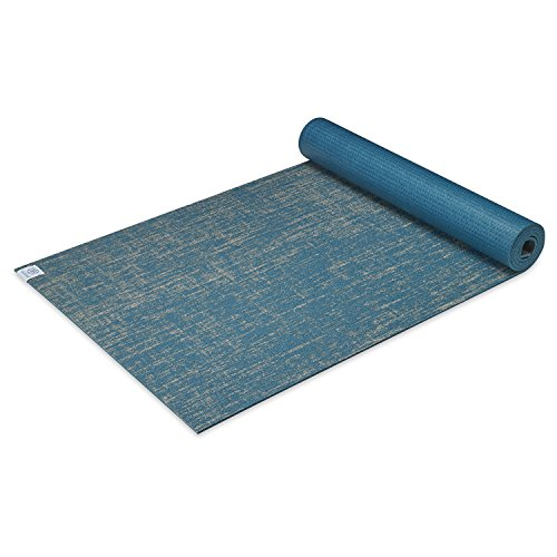 Gaiam Yoga Mat Jute Extra Thick Exercise & Fitness Mat for All Types of Yoga, Pilates & Floor Exercises – DiZiSports Store
