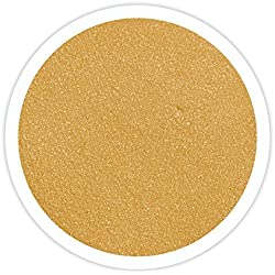 Sandsational Sparkle Gold Shimmer Unity Sand, 22 oz, Colored Sand for Weddings, Vase Filler, Home Décor, Craft Sand
