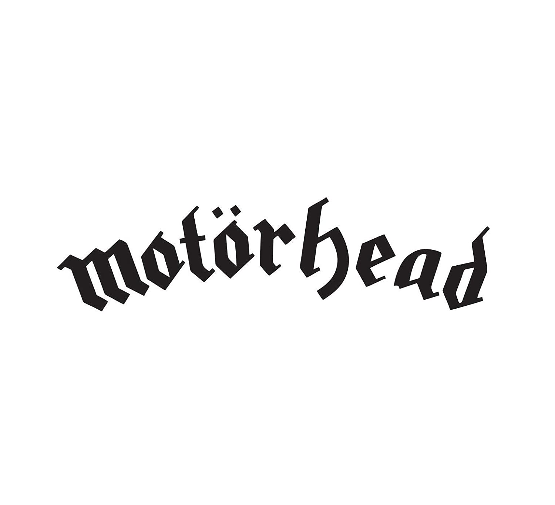 Motorhead Band Music Vinyl Die Cut Car Decal Sticker