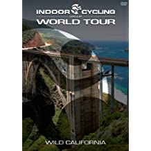 Indoor Cycling Group World Tour Wild California DVD