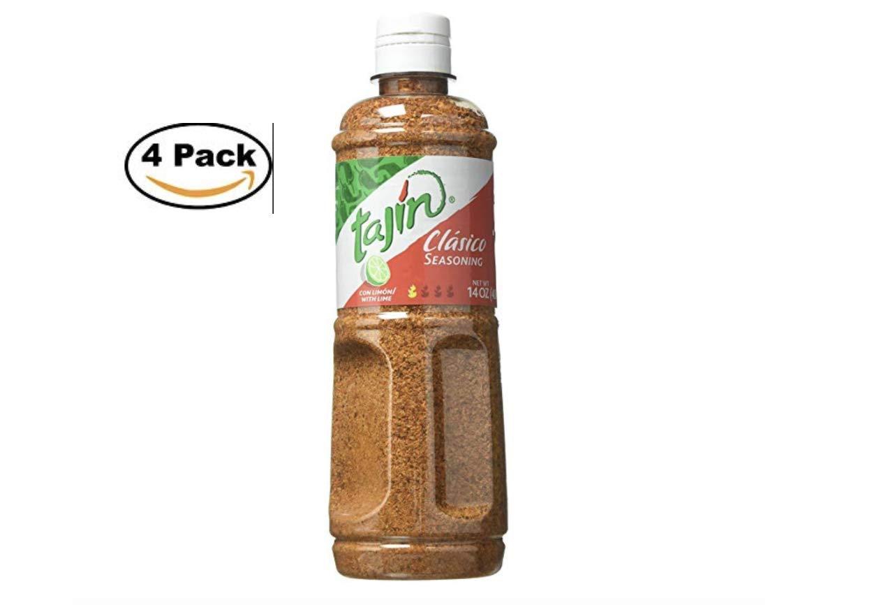 Tajín Clásico Seasoning 14 oz (4 Pack)