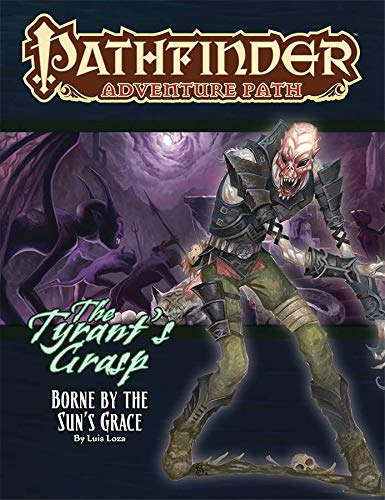 Pathfinder Adventure Path: Borne by the Sun's Grace
