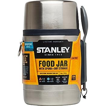 Stanley 10-01287-021 Adventure Vacuum Food Jar, Stainless Steel, 18 Oz 3
