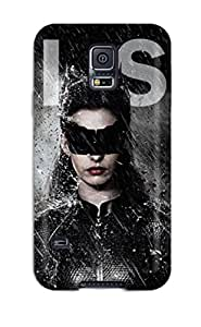 Durable Case For The Galaxy S5- Eco-friendly Retail Packaging(the Dark Knight Rises 14)