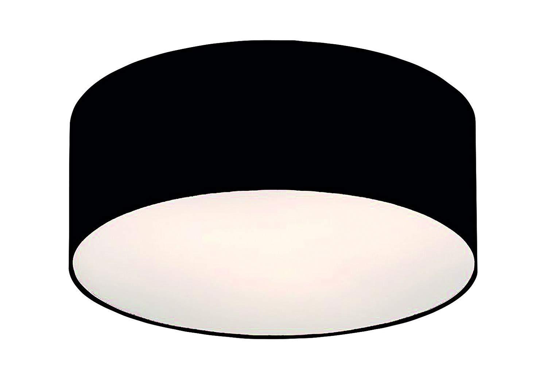 Plafoniere Tessuto Grandi Dimensioni : Plafoniera in tessuto Ø 50 cm u2013 paralume 3 adatto a