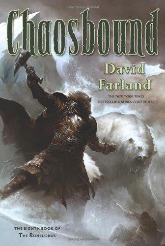 Chaosbound (The Runelords Saga, Book 8)