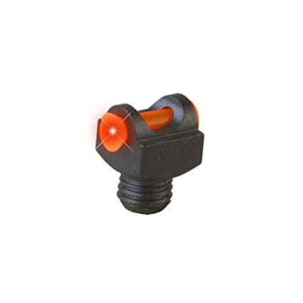 TRUGLO Starbrite Deluxe Bead Fiber Optic Sight 5-40 Red