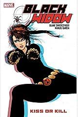 Black Widow: Kiss Or Kill (Black Widow (2010)) Kindle Edition