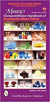 Book Mauzy's Comprehensive Handbook of Depression Glass Prices (Schiffer Book for Collectors)