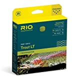 Cheap RIO Trout LT Fly Line WF3F Camo/Beige