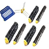Free Shipping Accessory Kit for Irobot Roomba 595 585 - Includes 3 Pack Filter, Side Brush,bristle Brush and Beater Brush