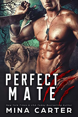 The delicate human woman is his mate. And he'll fight anything the Project throws at him to save her.Jack Harper was a soldier, a good one... then the Project decided to play god. Now he has permanent anger management issues and a monster living insi...