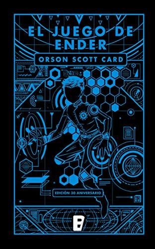 Libro parecido a Black Mirror: El juego de Ender de Orson Scott Card