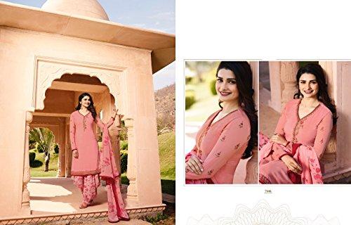 EMPORIUM Pantaloni Patiyala Kameez Indiano Kamiz Shalwar Bollywood 2690 Salwar Patiala hochzet Abito ETHNIC Punjabi Salwar Girl Tradizionale donna Ladies fdwdq8
