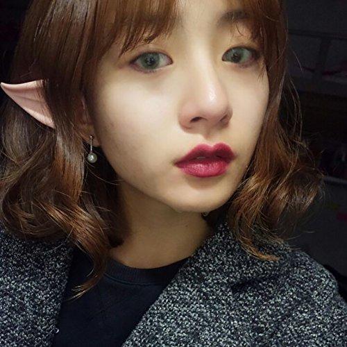 YOUOR Elf Ears Cosplay Fairy Pointed Elven Ears Anime ...