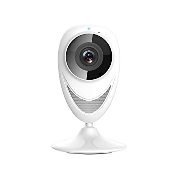 Cámara de seguridad IP Wifi Camera sin hilos, 720p 1.0 MP inalámbrica Video Vigilancia,