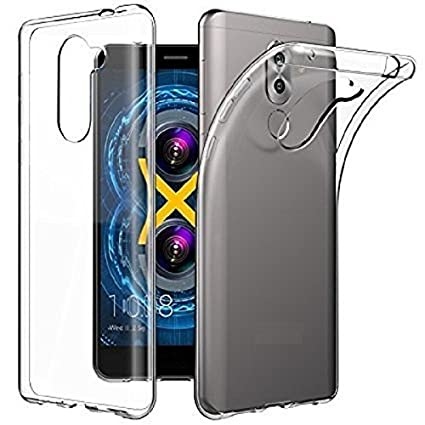 the latest 0c878 2f1a2 Transparent Silicone Back Cover for Lenovo K8 Note