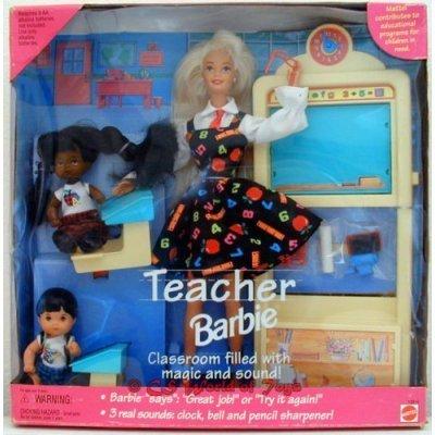 vintage barbie sets - 1