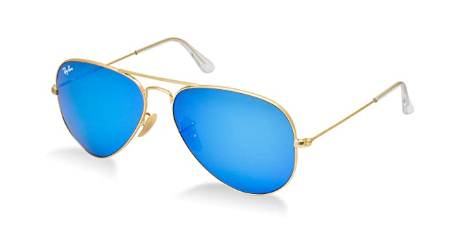 ray ban glass cleaner  ray ban blue mirror flash aviators 3025 112/17 58mm + sd glasses +