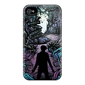 Shock-Absorbing Hard Phone Covers For Iphone 6 With Unique Design Vivid Adtr Homesick Series AnnaDubois