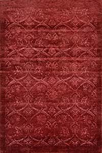 Heritage Group Ocean Collection Floor Carpert - 200 x 300 cm - Red