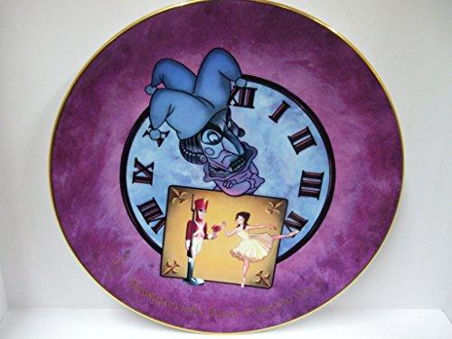 Disney Royal Doulton Showcase FANTASIA SHOSTAKOVICH'S PIANO CONCERTO NO 2 Collectors plate 26cm Ltd Ed 2000 WORLDWIDE BINB - RARE