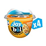 joyböl Smoothie Bowls, Mango Coconut Chia, Easy Breakfast, Non-GMO, 4 Count