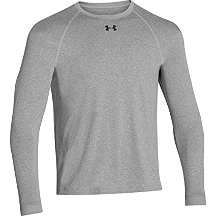 f4cc8ab71 Buy Under Armour Locker Long Sleeve T-Shirt Navy M Online at Low ...