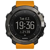 Suunto Traverse GPS Watch Amber One Size For Sale