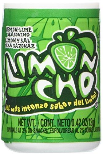 Limoncho Lemon - Lime Salt Mexican Candy (10 pc)]()