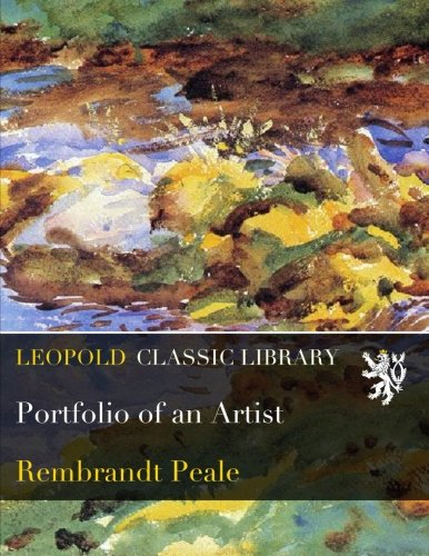 Download Portfolio of an Artist pdf epub