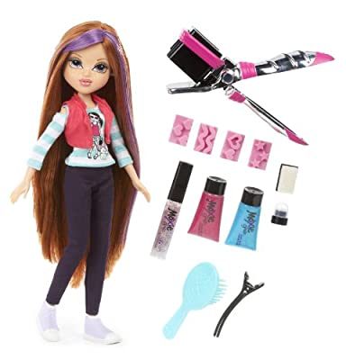 Moxie Girlz Moxie Girlz Magic Hair Stamp N Style Doll Kellan from Moxie Girlz