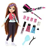 Moxie Girlz Moxie Girlz Magic Hair Stamp 'N' Style Doll Kellan