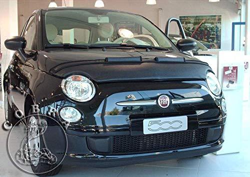 Cobra Auto Accessories Car Bra Bonnet Hood Mask Fits Fiat 500 2007 2008 2009 2010 2011 2012 2013 2014