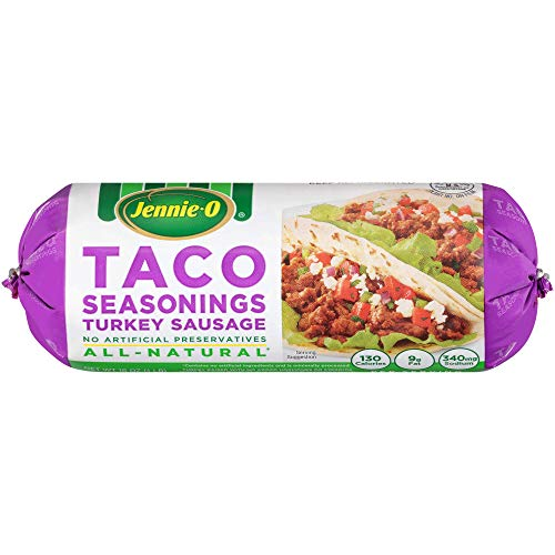 (Jennie-O Taco Seasoned Fresh Chub, 1 lb)