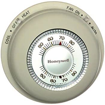 honeywell t87k1007 heat only thermostat nonprogrammable honeywell t87n1000 heat cool thermostat